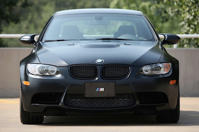 2011-BMW-Frozen-Black-Edition-M3-Coupe-Front-View