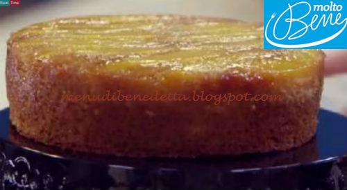 Torta al mango ricetta Parodi per Molto Bene