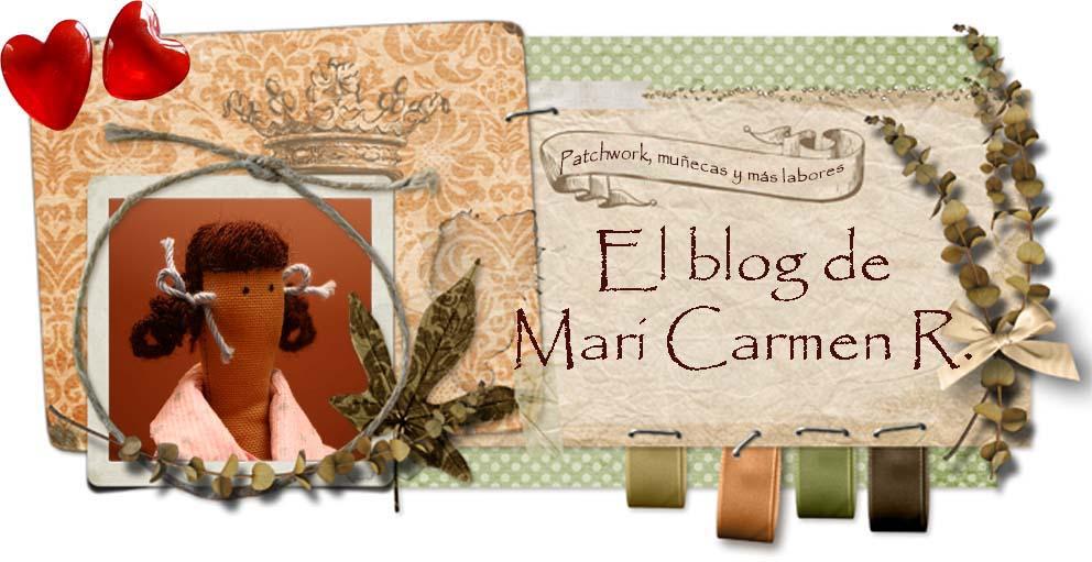 El blog de Mari Carmen (Patchwork, muñecas y más labores)