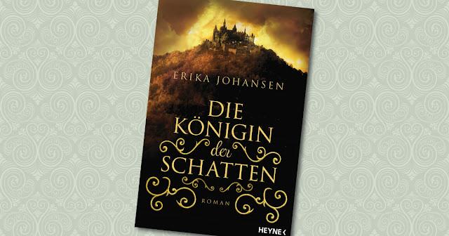 Die Königin der Schatten Heyne Cover