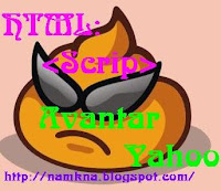 Mã HTML lấy avatar yahoo