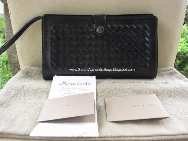 Satchi  Quick Sale  Bottega Veneta Piccola Pelleter + Receipt 2012 ced4493820f20