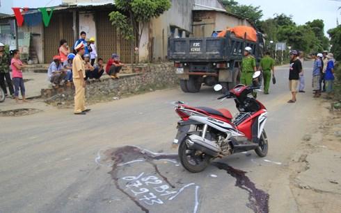 Tai nạn giao thông khiến cô giáo dạy ở Gia Lai tử vong