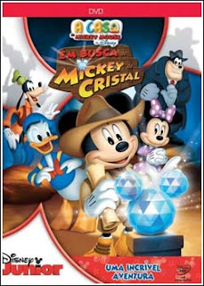 A Casa do Mickey Mouse – Em Busca do Mickey de Cristal Dublado 2013