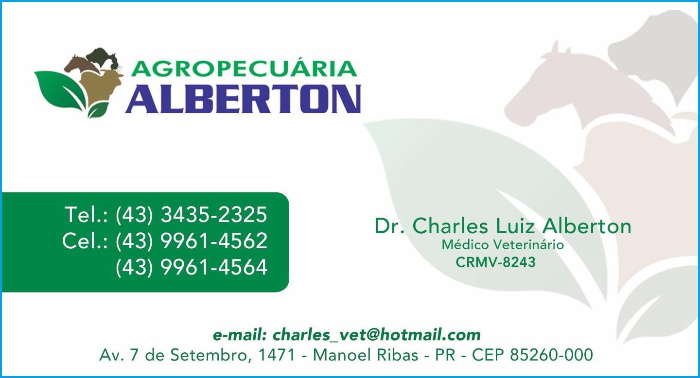 AGROPECUÁRIA ALBERTON:
