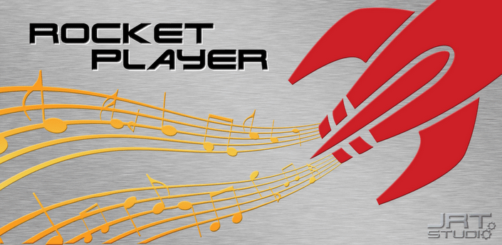 Music Player (Premium): Rocket Player Android
