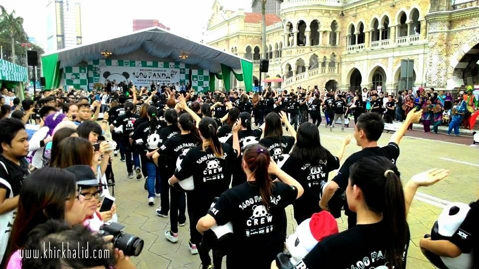 1600 Pandas My, Dataran Merdeka, Kuala Lumpur