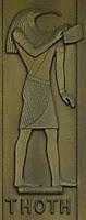 Imagem de Thoth Biblioteca do Congresso em Washington