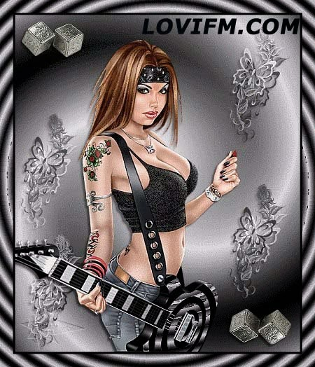 Lovifm.com Радио онлайн стиль рок