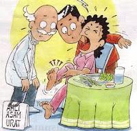 penyembuhan tradisional penyakit asam urat
