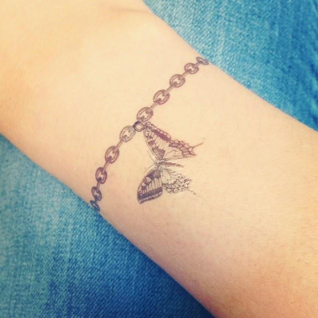 Charm Bracelet Tattoo Google Search: Paperself Tattoo Me