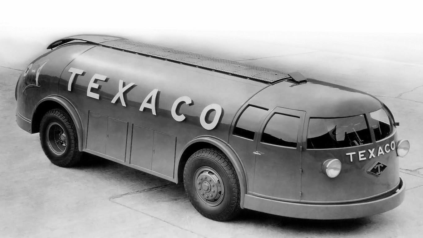 Truck Rewind: 1934 Diamond T Doodlebug Tanker - Streamlined ...