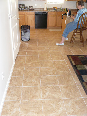 How To Match Floor Tile And Kitchen Cabinets Ehow 2015 | Home Design ...
