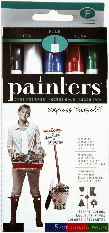 http://www.amazon.com/Elmers-Painters-Opaque-Markers-WA7519/dp/B000BRBZVU/ref=sr_1_2?ie=UTF8&qid=1426181545&sr=8-2&keywords=painters+paint+pen
