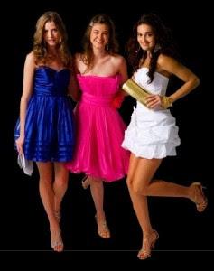 fotos e imagens de Vestidos de Baile
