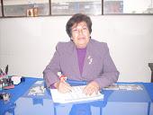 SUB DIRECTORA DE ÁREA TÉCNICA: Lic. Rosa Andrea Aguirre Luna