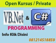 Private Programming .NET