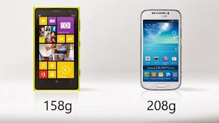 Nokia Lumia 1020 vs Samsung Galaxy S4 -Samsung Galaxy S4 vs Nokia Lumia 1020-Nokia Lumia 1020-سعر Nokia Lumia 1020-مواصفات Nokia Lumia 1020-كاميرا Nokia Lumia 1020-Samsung Galaxy S4- مواصفات وسعر Samsung Galaxy S4