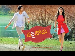 Sarainodu Telugu Songs free download