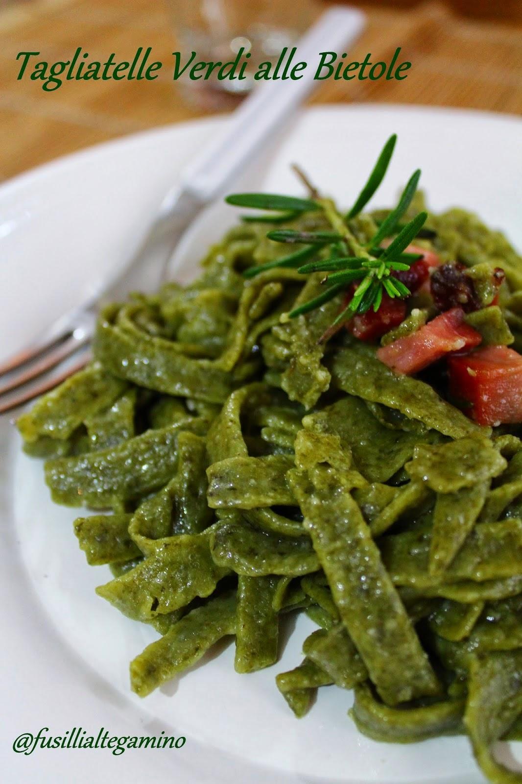 Verde: alle bietole o spinaci