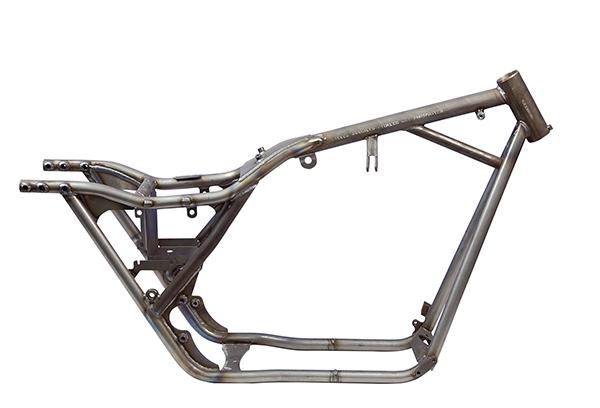 American Motorcycle Design: Custom Chrome International