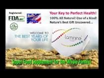 Laminine - supliment 100% natural