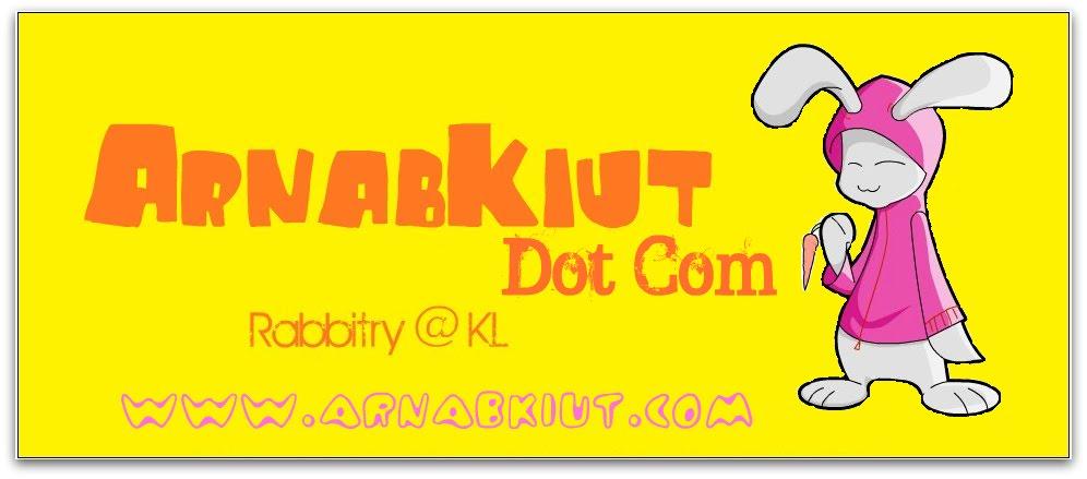 Arnab Kiut Rabbitry Kuala Lumpur (ArnabKiut Dot Com)