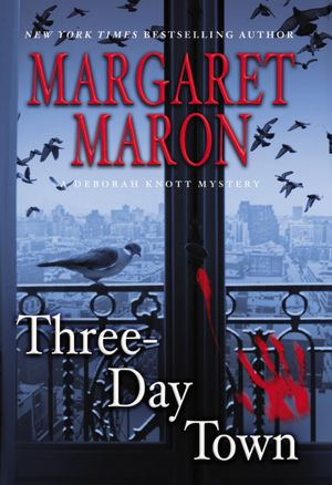 Lesa\'s Book Critiques: Three-Day Town by Margaret Maronday town