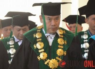 Rektor UIN Bandung Dipecat