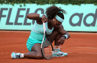Atlantic Sports Roundtable: the End of Serena?