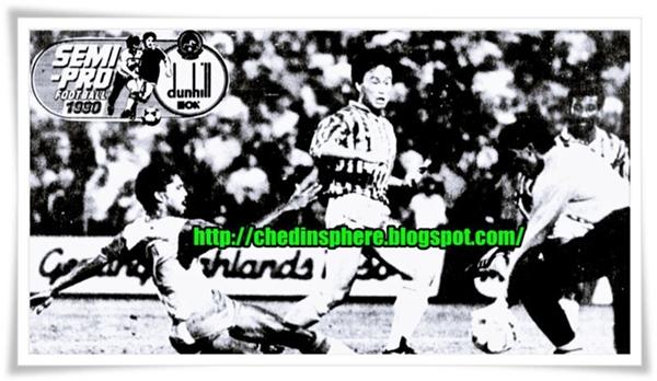 Nostalgia Liga Malaysia: Perak.
