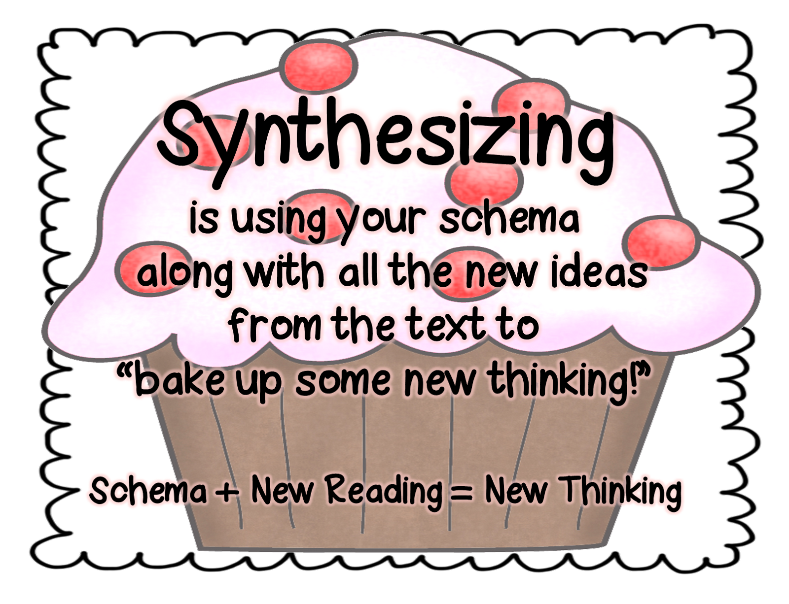 synthesise meaning