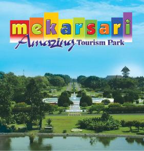 mekarsari fruit park in cileungsi west java indo 2 map