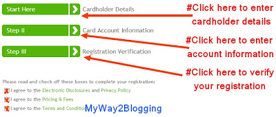 Payoneer Cardholder Account Information Verify Information