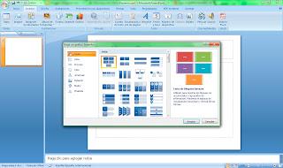 Insertar SmartArt en Powerpoint