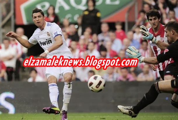 Christiano Ronaldo scorer of Real Madrid
