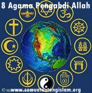 8 AGAMA PENGABDI ALLAH