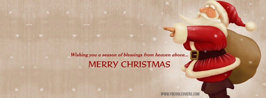 Christmas Facebook Covers | Merry Christmas Facebook ...