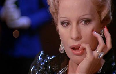 Ravishing Ingrid Thulin as Sophie Von Essenbeck in The Damned, Directed by Luchino Visconti