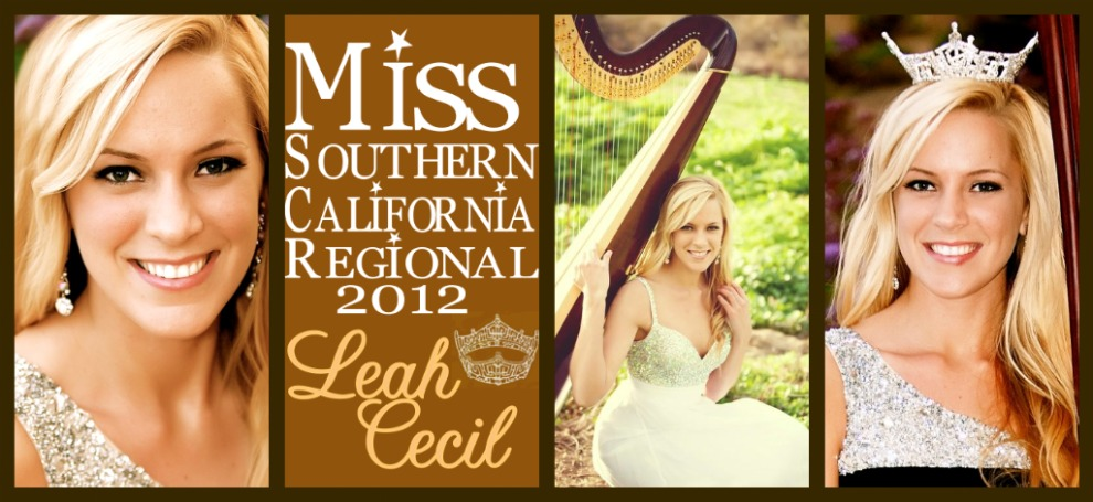 Miss Southern California Regional 2012