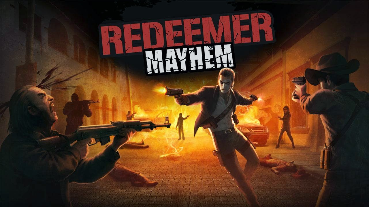 Redeemer Mayhem APK