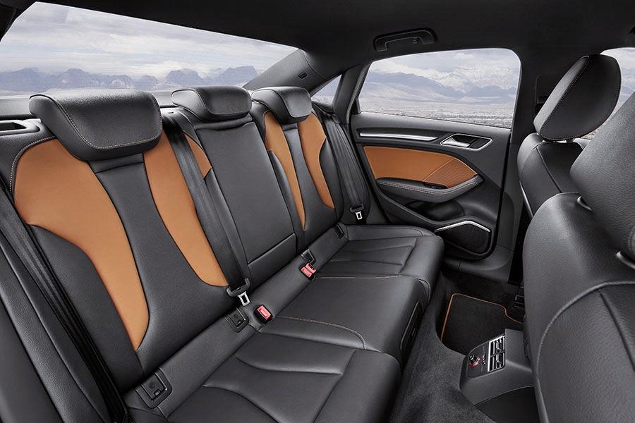 O A3 é atualmente apenas um sedan de quatro portas
