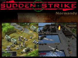 تحميل اللعبة الاستراتيجية Sudden Strike: Normandy
