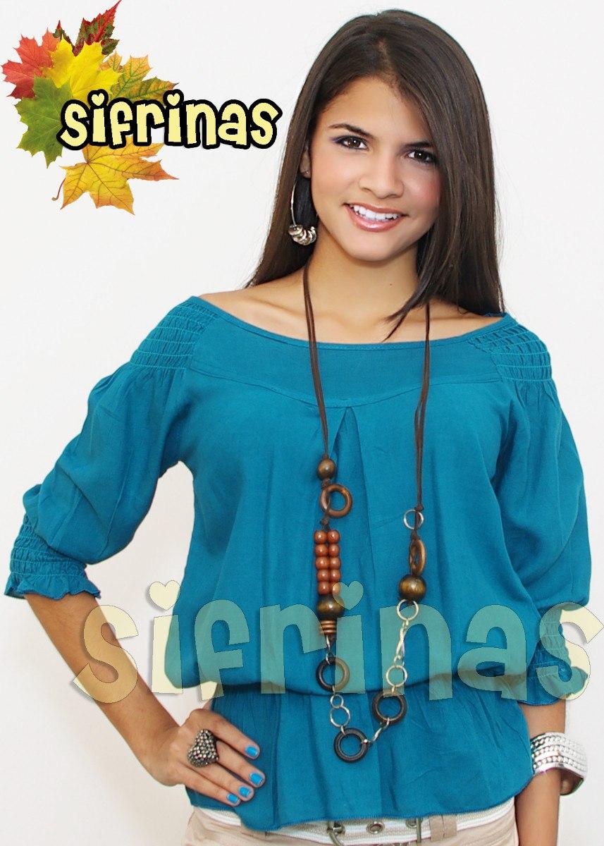 Blusas diferentes estilos - Blusas de ultima moda ...