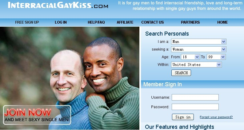 Most popular gay dating sites uk