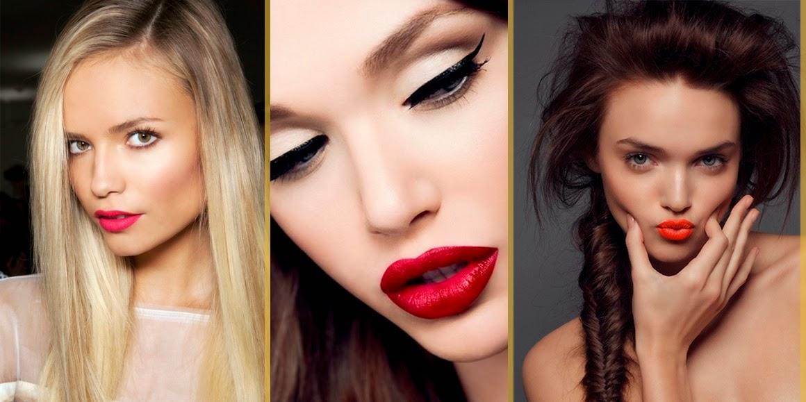 tendencias en labios primavera verano 2015