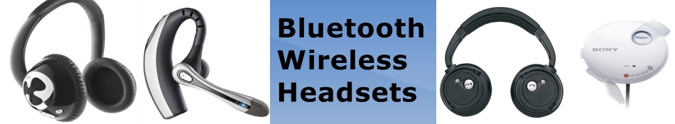 bluetooth wireless headsets