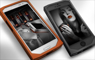 V Moda Metallo, Pelindung Berbahan Metal Ringan Untuk iPhone dan S3