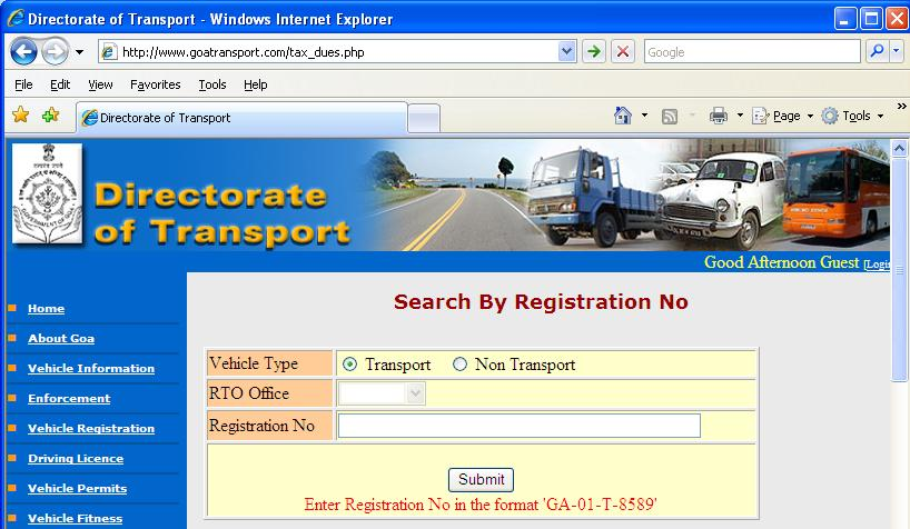 Find car owner details by number plate 13