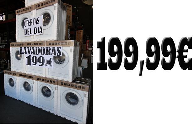 Lavadoras lavadoras de segunda mano Lavadoras de segunda mano